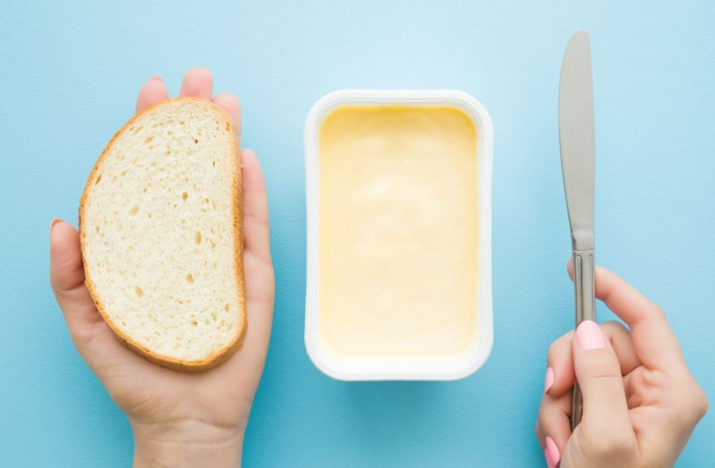 Margarine Beurre Allégé