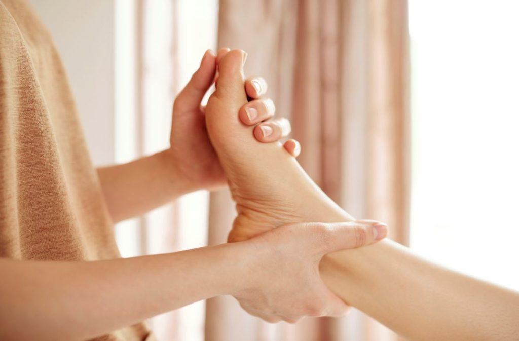 Massage Pieds Soin