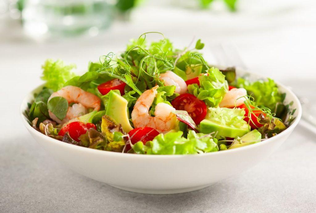 Salade Mincir Régime