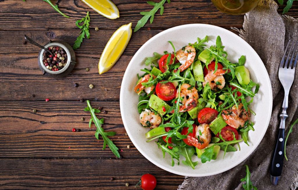 Salade Regime Mincir