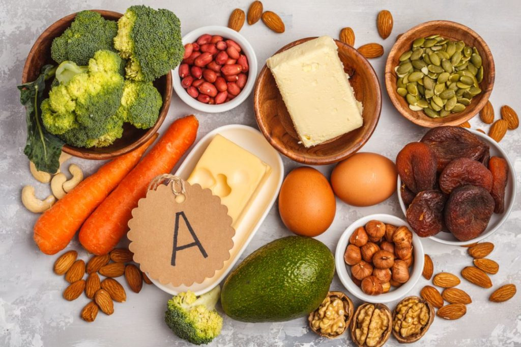 Vitamines A Ingrédient