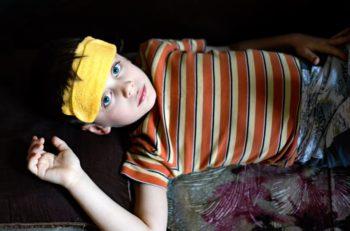 Convulsion Febrile Enfant Fievre