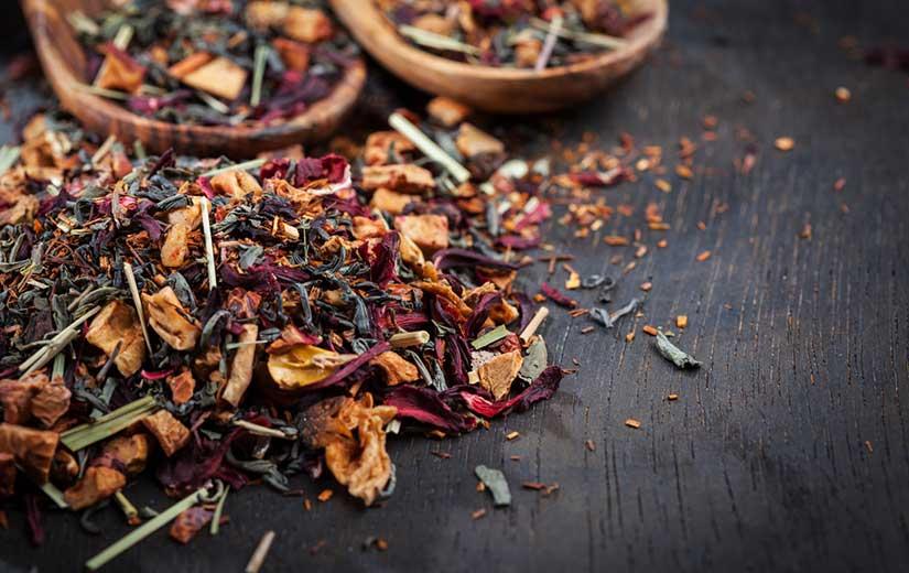 Thé en Vrac meilleur pour l'environnement