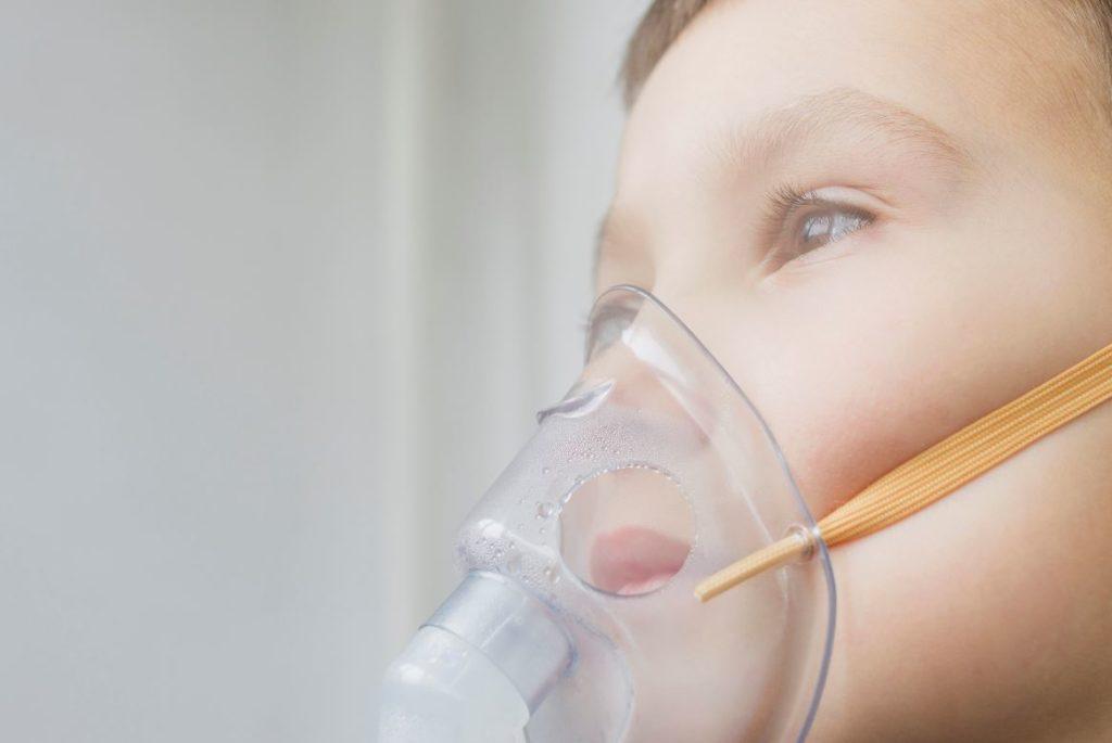 Aerorosoltherapie Masque Nebuliseur