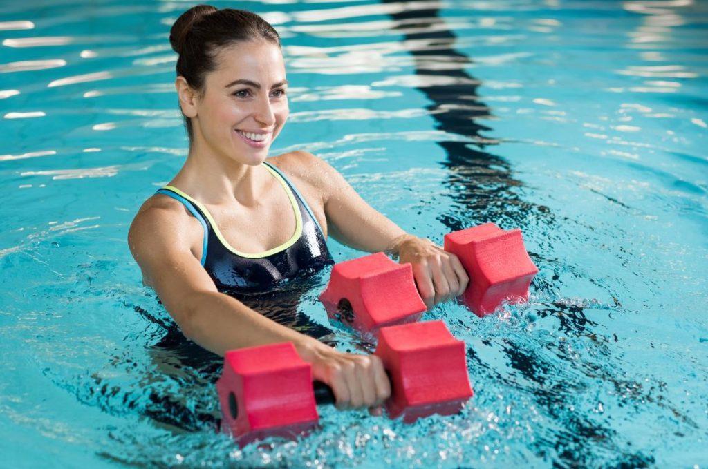 Aquagym Muscler En Finesse