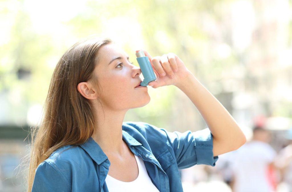 Asthme Inhalateur