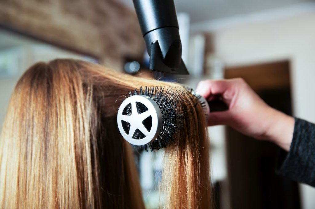 Brushing Beauté Cheveux