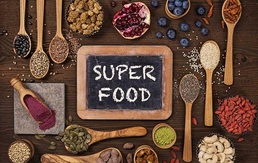 Super Aliments Bienfaits