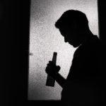 Alcoolisme Homme Addict