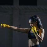 Femme Boxe Thai