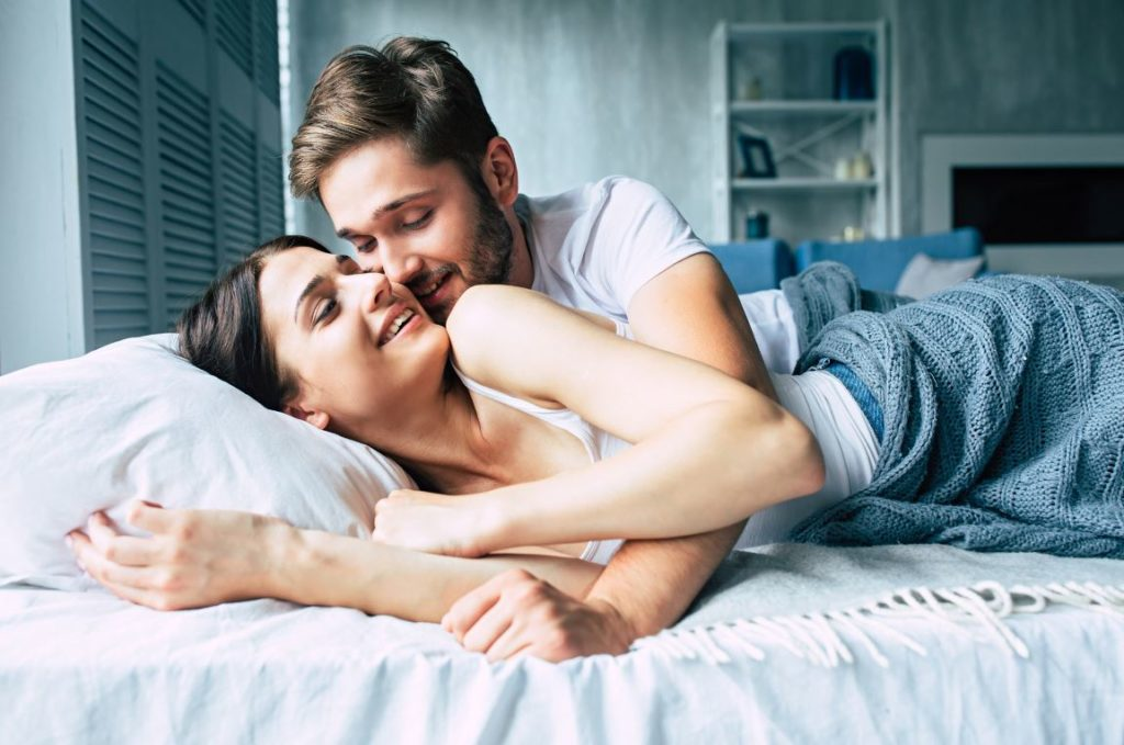 Sexualite Reprendre Confiance