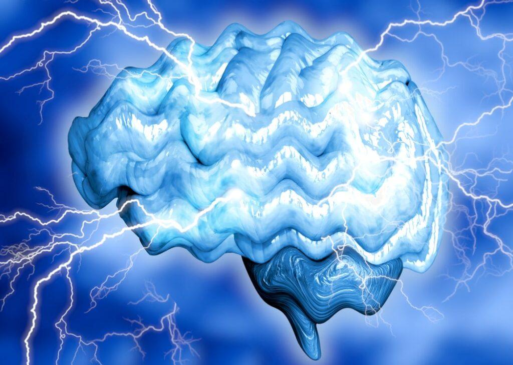 Cerveau Activité Epilepsie