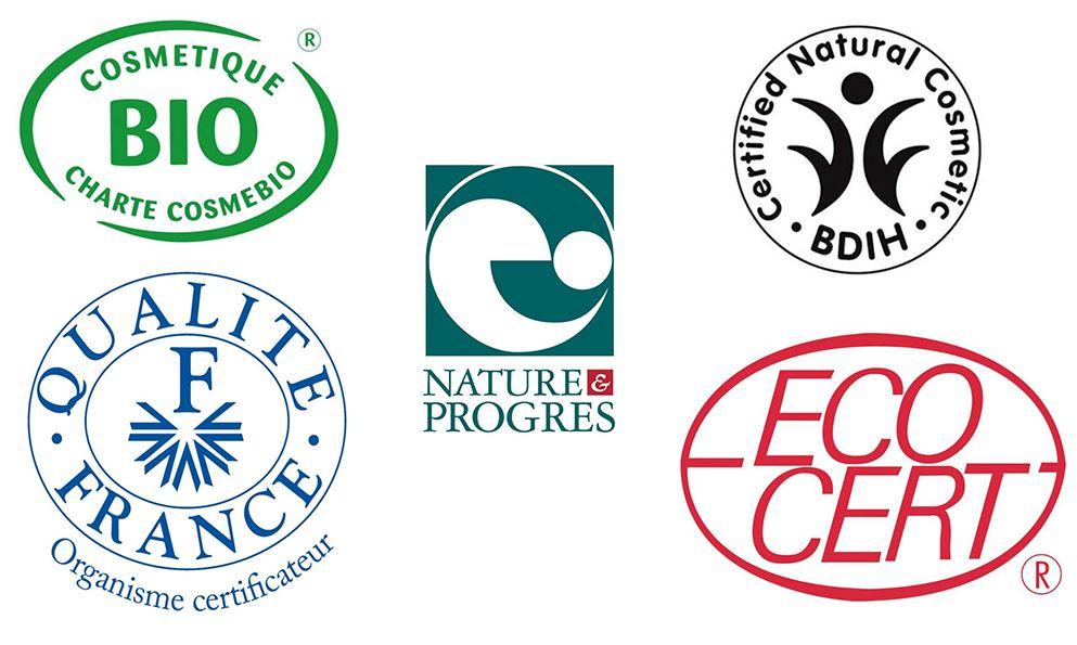 Cosmetiques Bio Les Labels