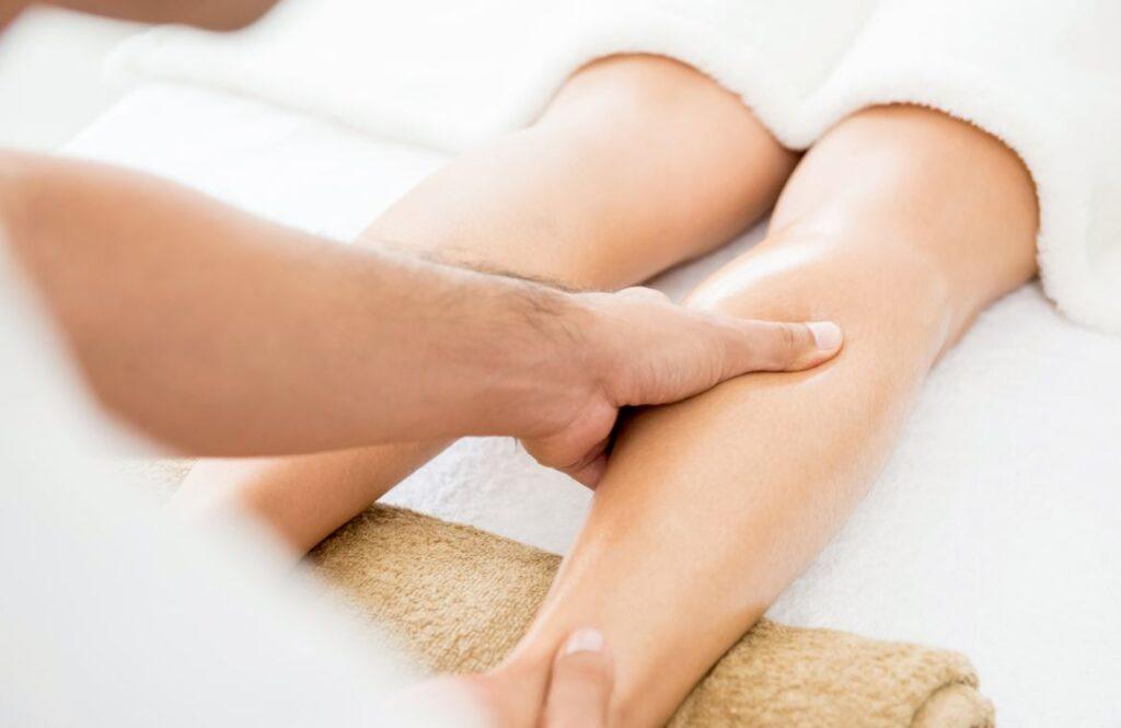Massage Drainant Jambes Grosses