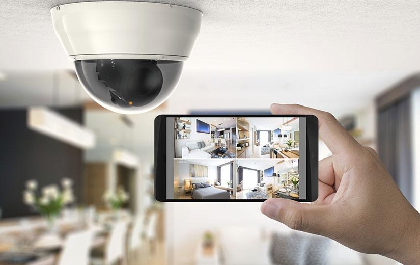 Mise En Place Camera Surveillance