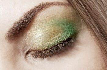Maquillage Paupieres Vert