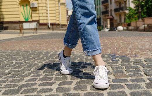 Mode Pantalon Cropped