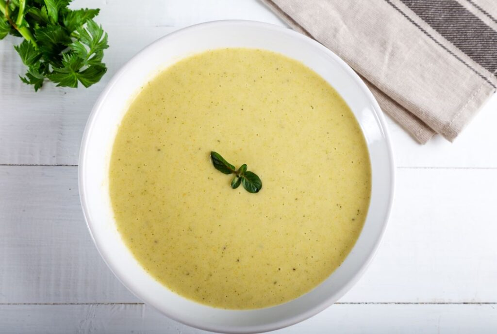 Soupe Oignon Regime