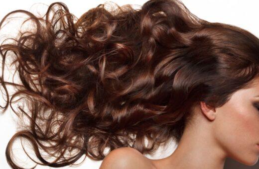 Beaux Cheveux Brillants