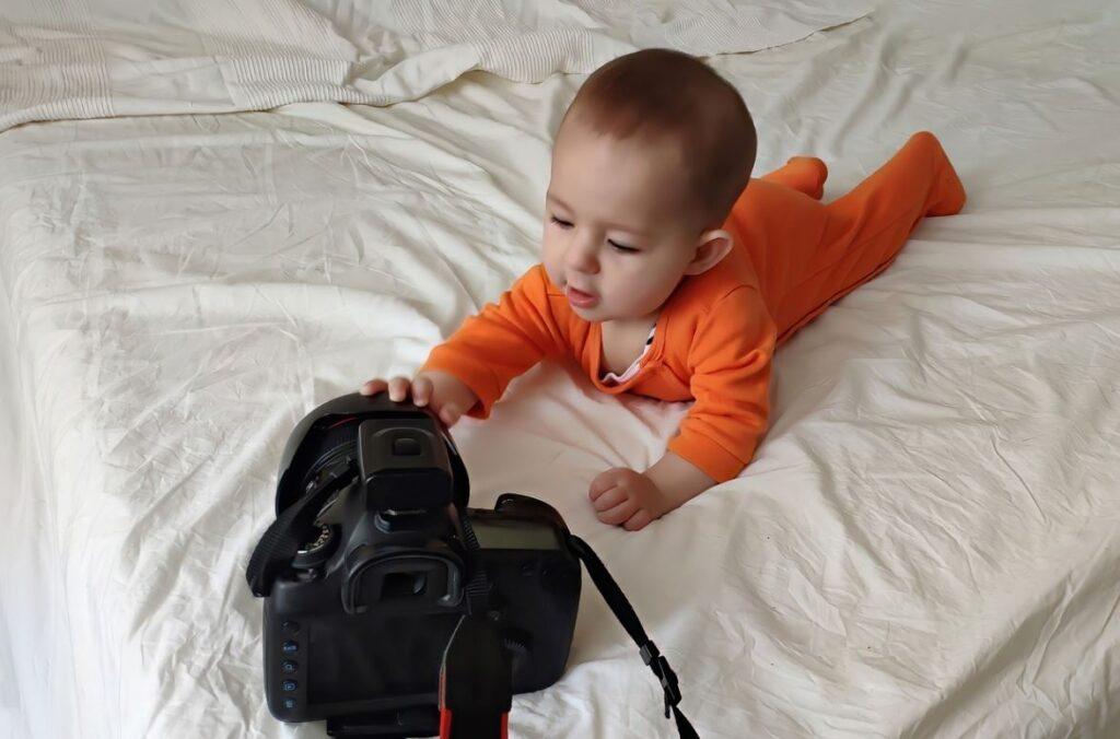 Bébé En Photo