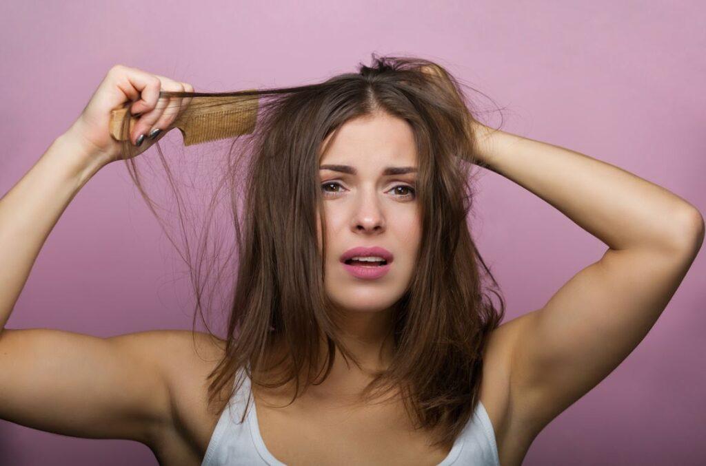 Cheveux Emmelés