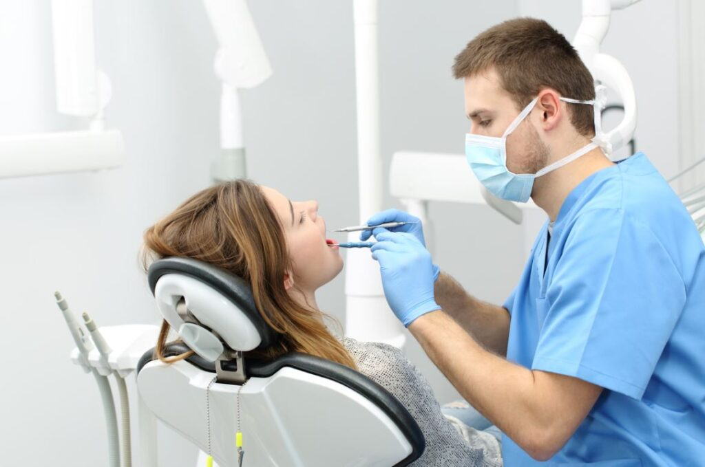 Detartrage Dentiste