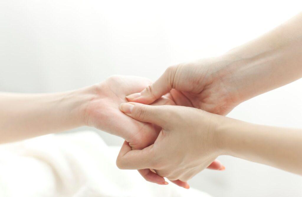 Massage Des Mains Reflexologie