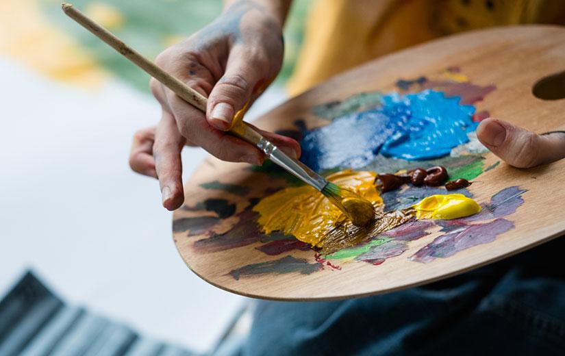 peindre à n'importe quel âge