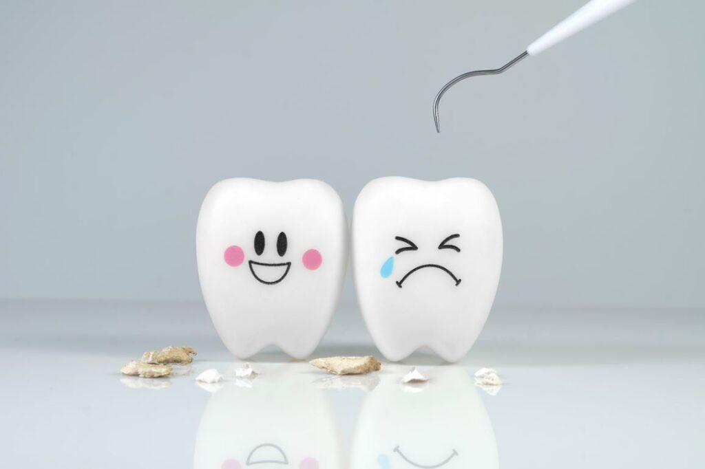 Tartre éliminer Plaque Dentaire