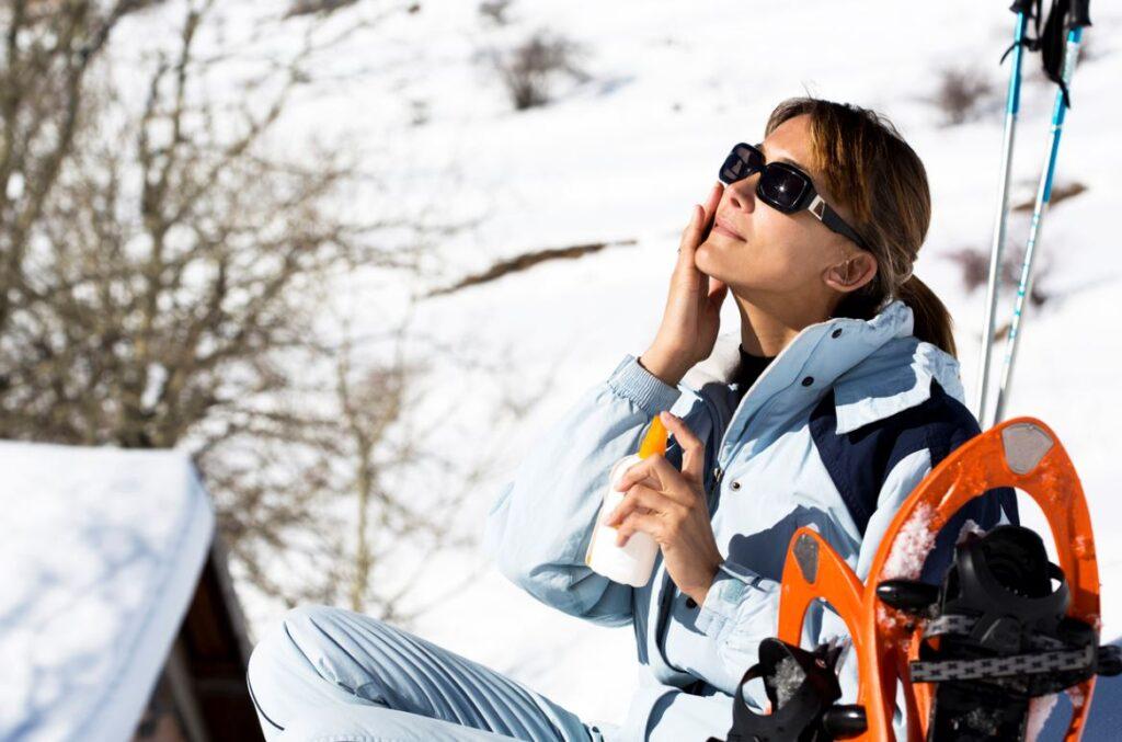 Ski Crème Solaire