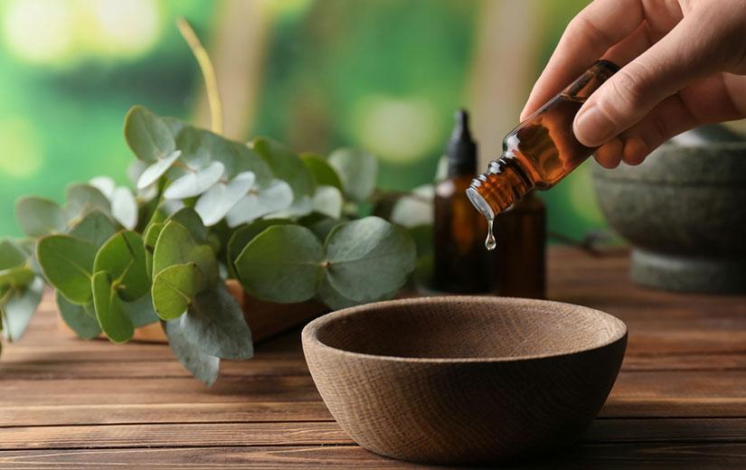 Aromatherapie Soins Hiver