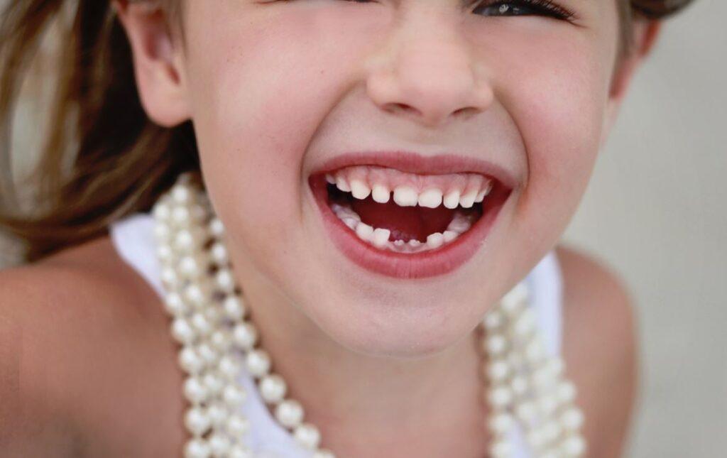 Dents De Lait Enfant