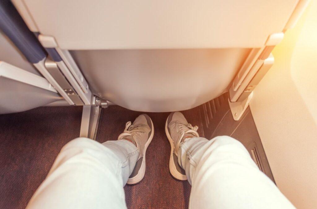 Douleurs Jambes En Avion