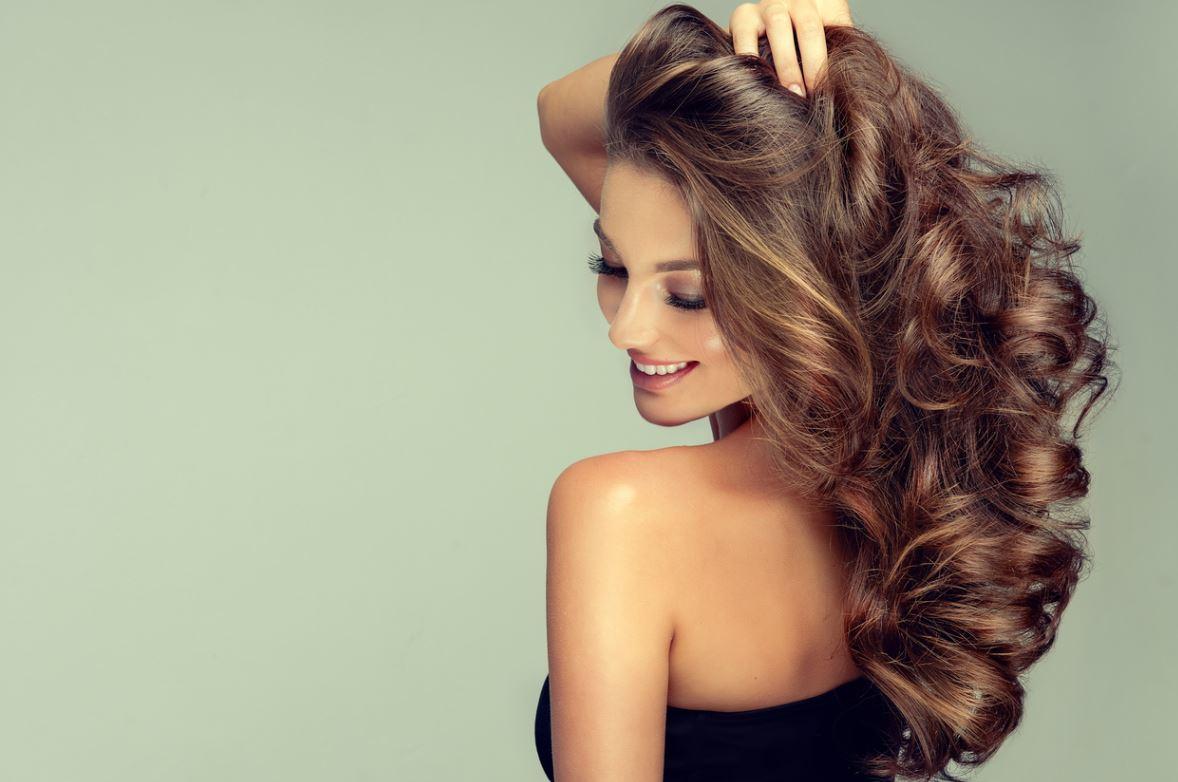 Boucles Cheveux