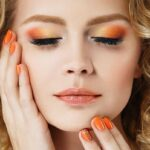 Maquillage Couleur Orange
