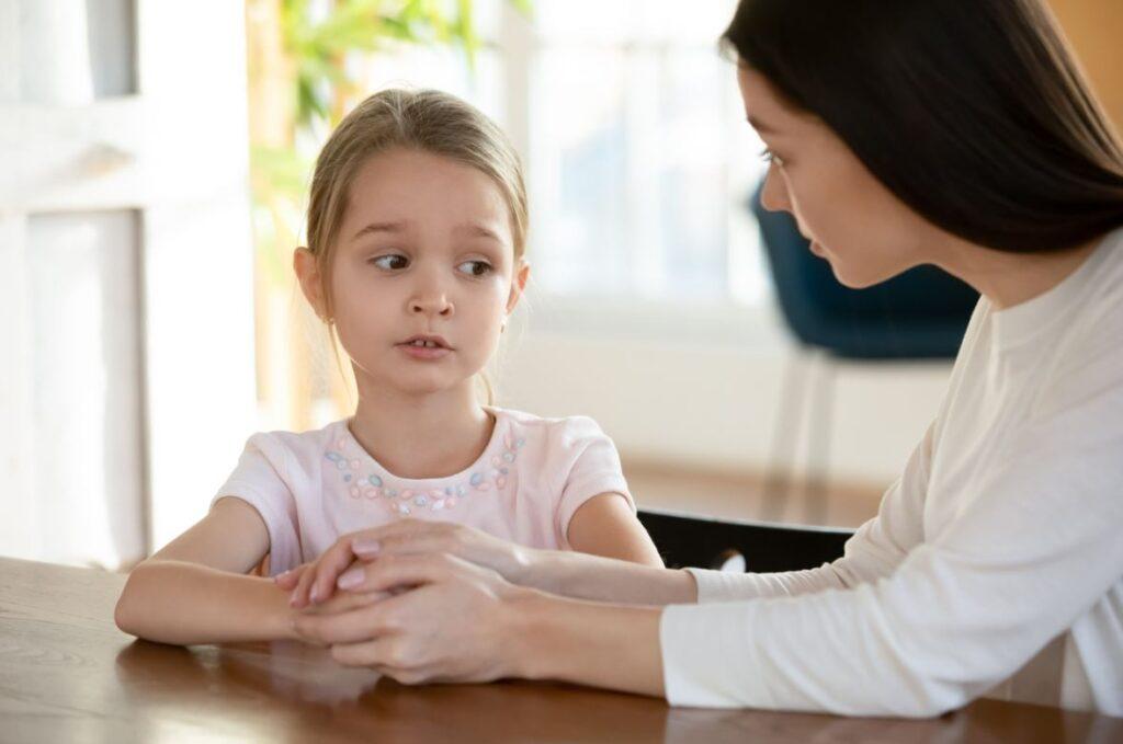 Répondre Aux Questions D'enfant