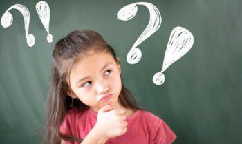 Répondre Questions Enfants