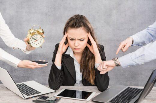 Stress Travail Burn Out