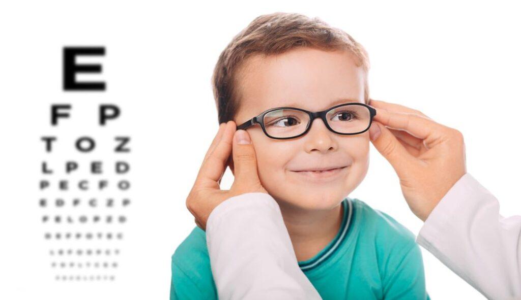 Bébé Vision Lunettes Enfant