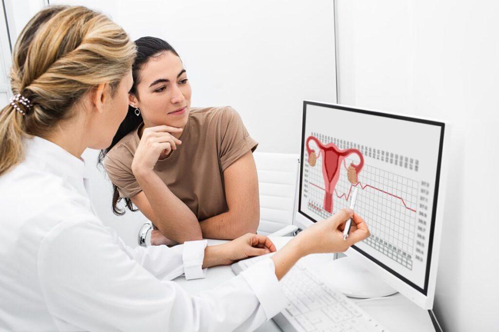 Cycle Menstruel Aménhorrée Règles