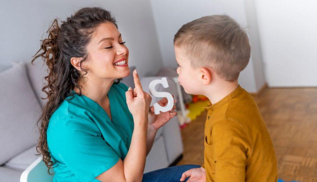 Enfant Bégaie Orthophonie