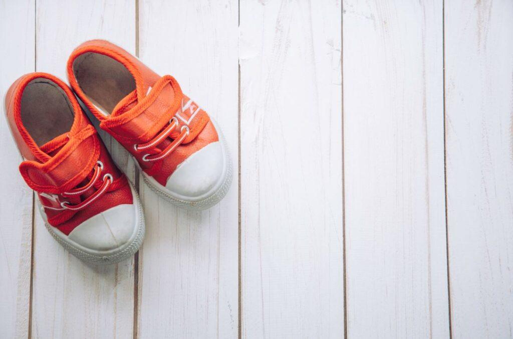 Premières Chaussures Bébé