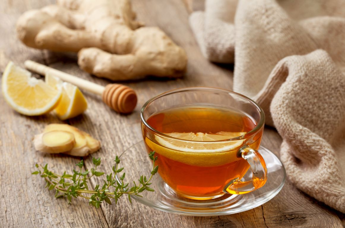 Recette Tisane Thym Gingembre Miel