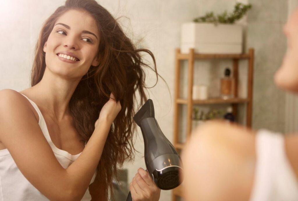 Sécher Cheveux