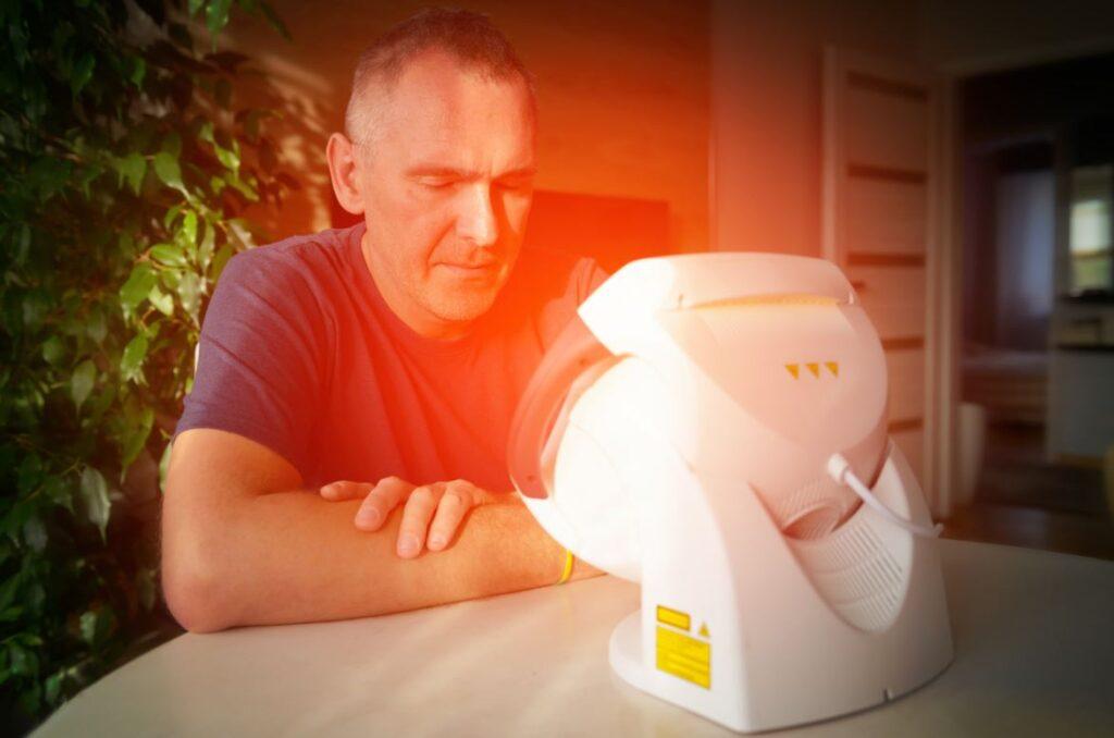 Luminothérapie à La Maison