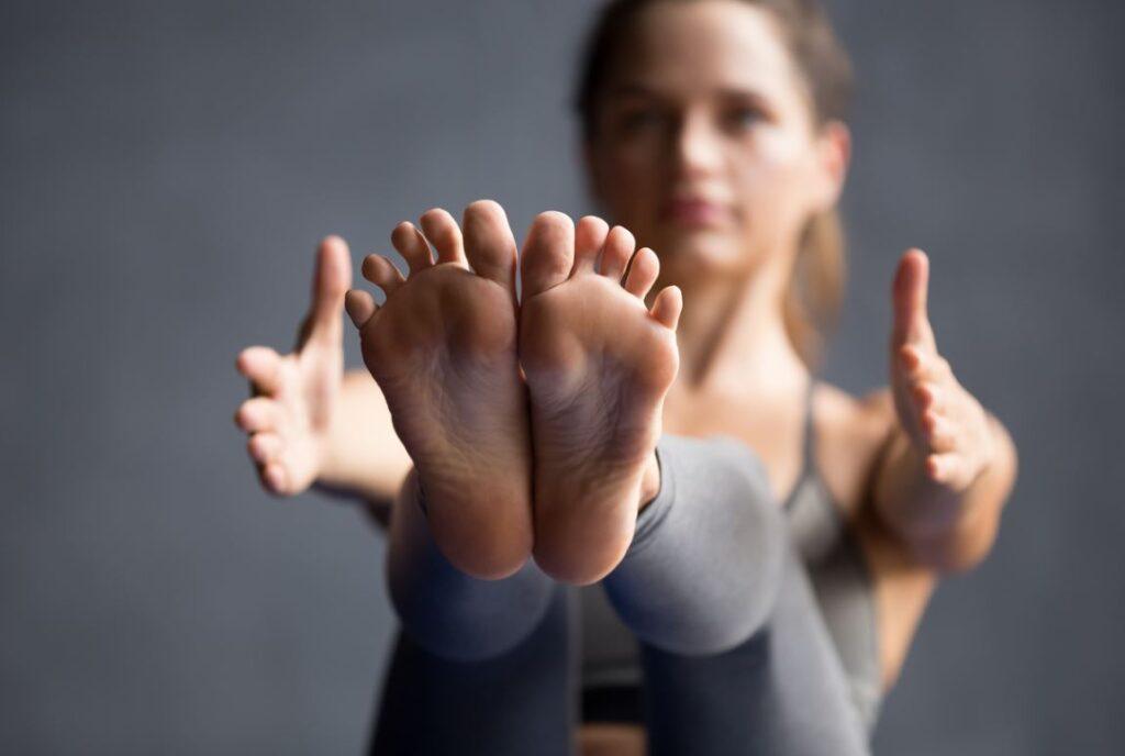 Travailler Abdos Pilates