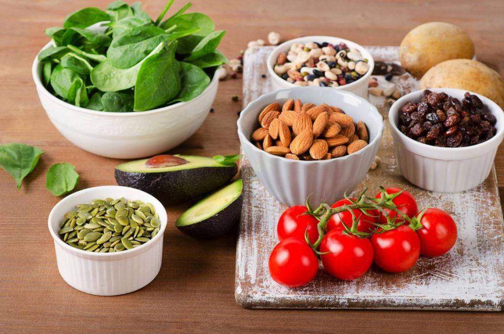 Aliments Vitamine K