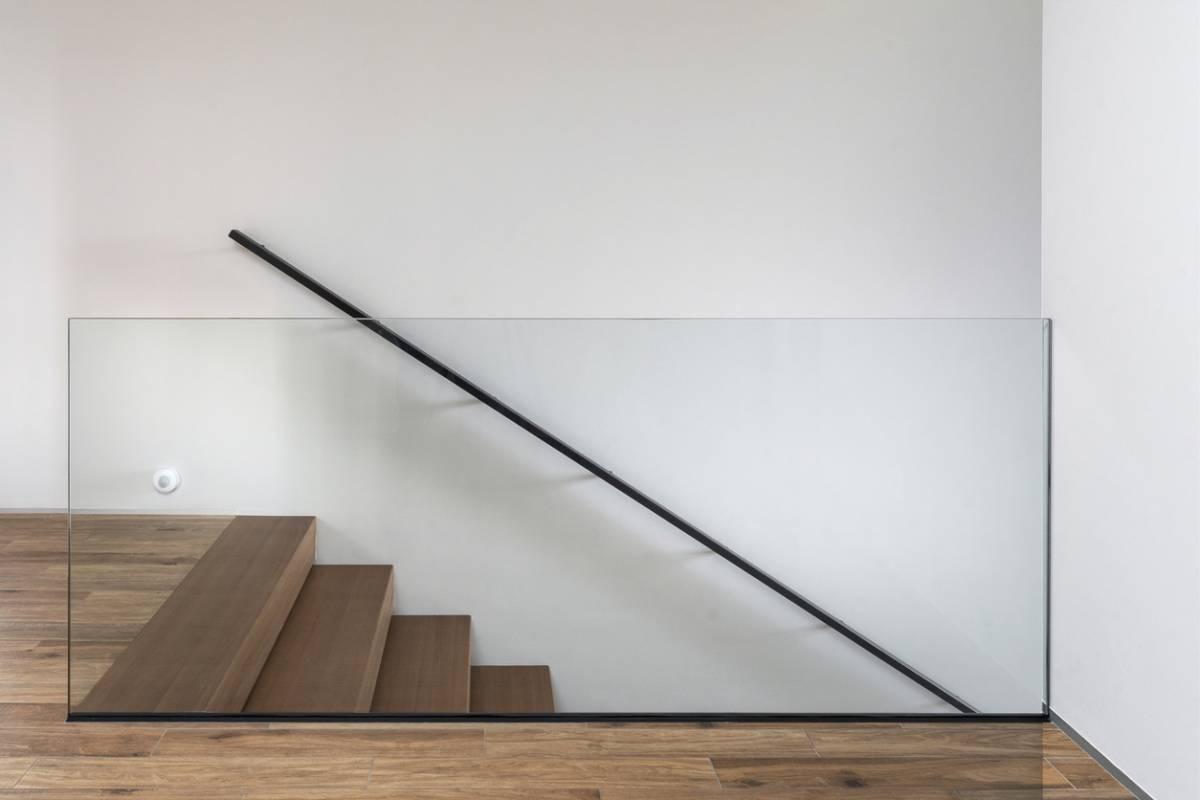 Escalier Design Le Choix Du Garde Corps