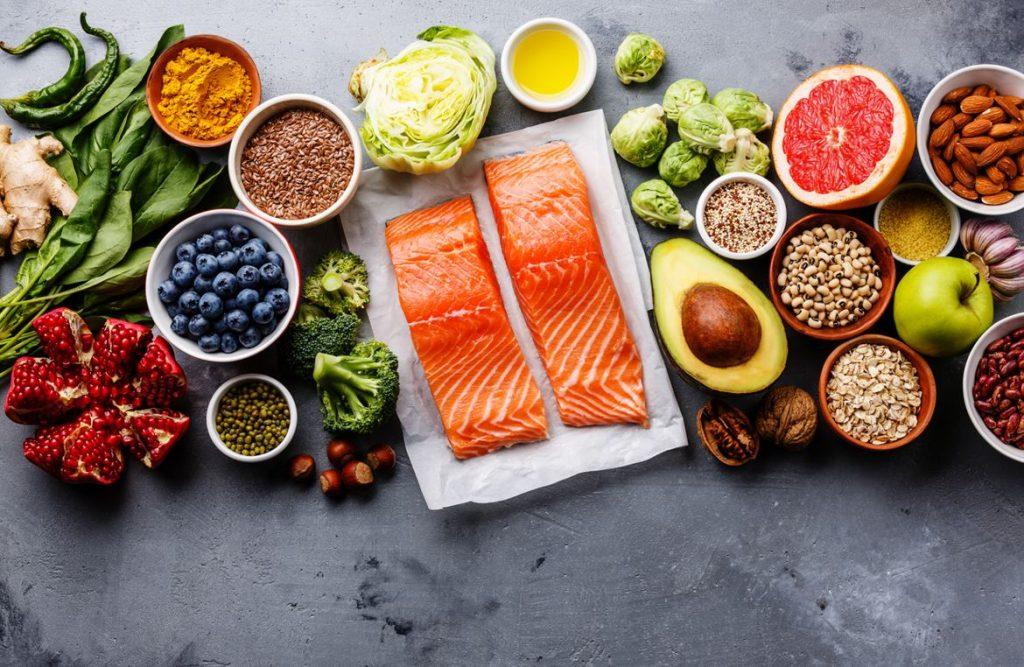 Aliments Beauté De La Peau Antioxydants