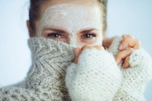 Froid Peau Hiver